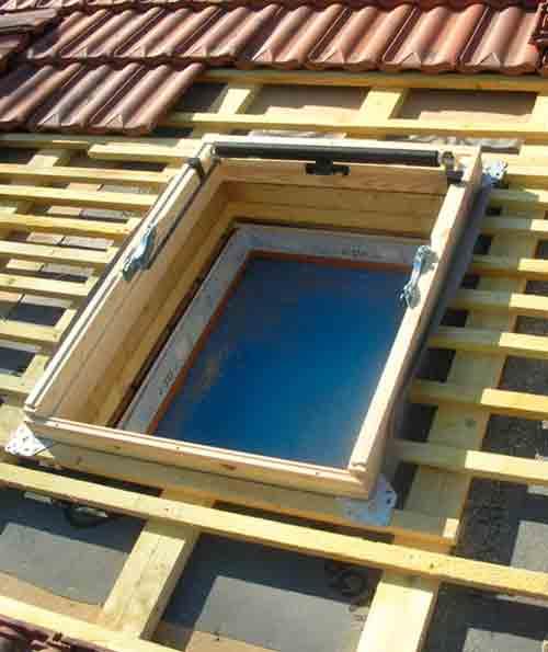 fenêtre de toit  77 seine et marne