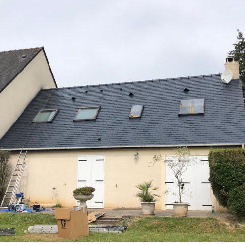 après rénovation toiture 77 seine et marne